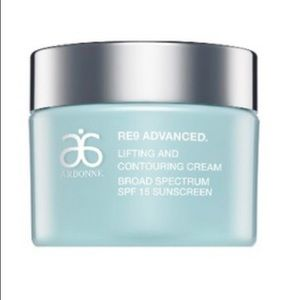 Lifting and contouring cream